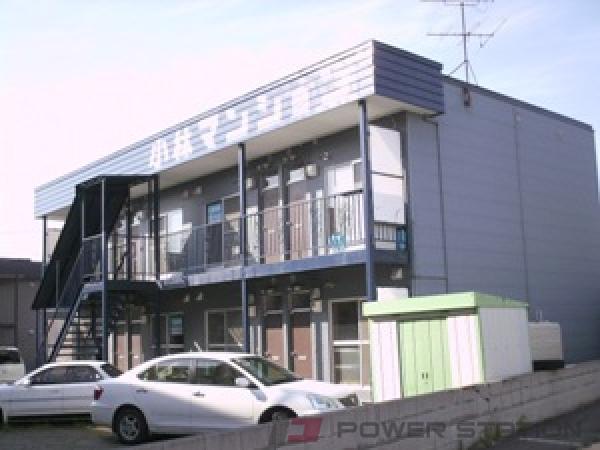 アパート・小林マンションB
