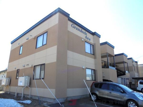アパート・グランディール4番通