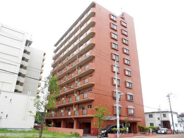 分譲リースマンション・セザール野幌
