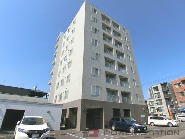 マンション・レーベン野幌