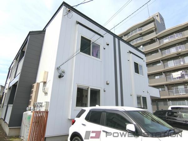 江別市野幌東町0賃貸アパート