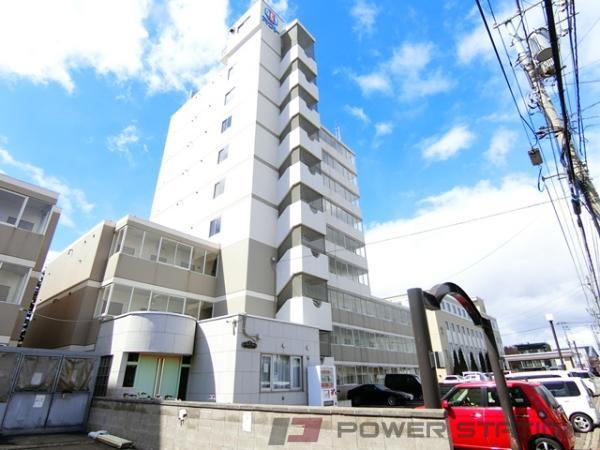 分譲リースマンション・オクタワーズ野幌ウエストタワー