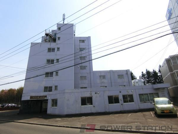 江別市野幌末広町1賃貸マンション外観写真