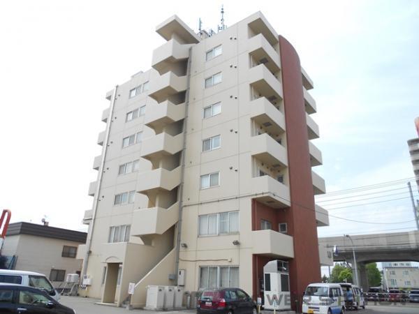 江別市東野幌本町0賃貸マンション