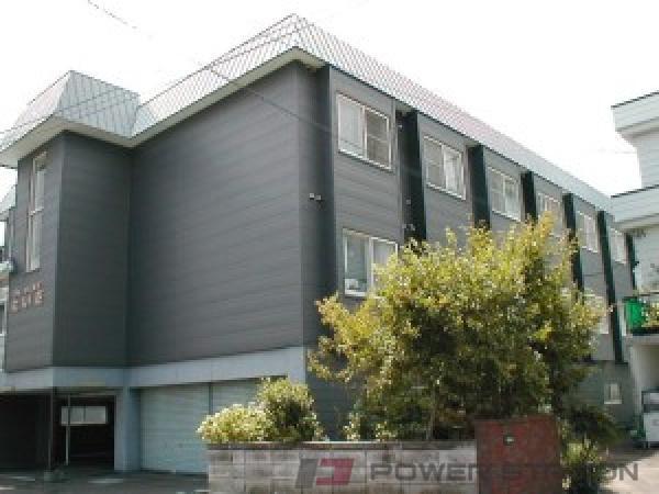 江別市野幌若葉町0賃貸アパート外観写真