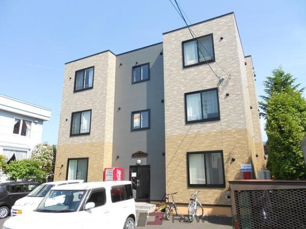 江別市野幌若葉町1賃貸アパート
