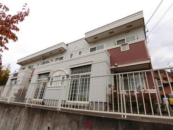江別市大麻桜木町0賃貸アパート外観写真