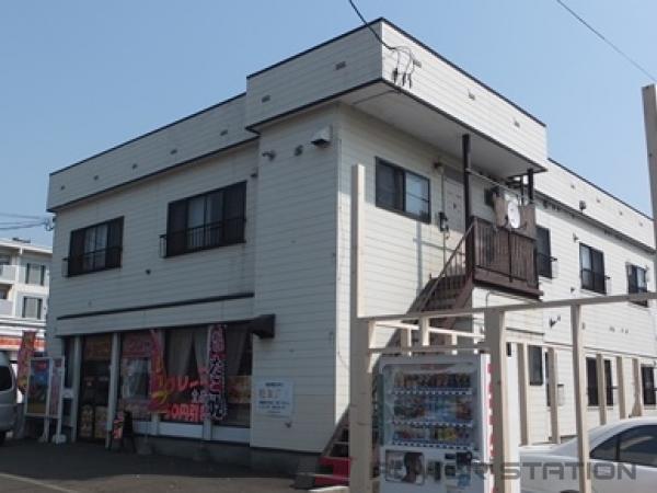 アパート・クリスタルハイツ