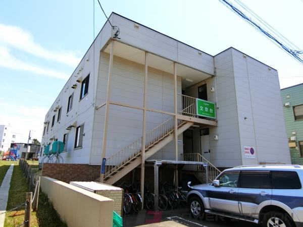 アパート・ラピュタ文京台