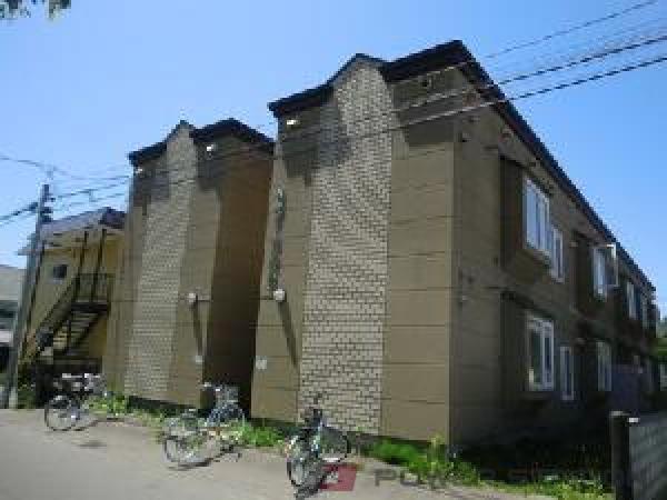 江別市文京台0賃貸アパート