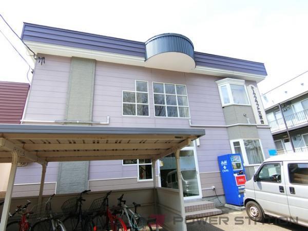アパート・トークフラット文京台