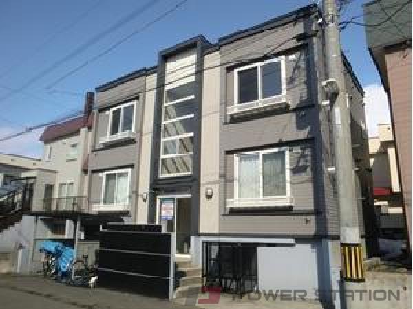 江別市文京台東町0賃貸アパート外観写真