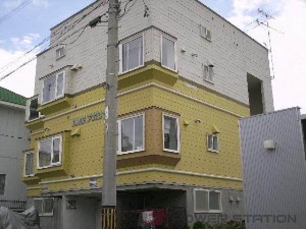 江別市文京台南町0賃貸アパート外観写真