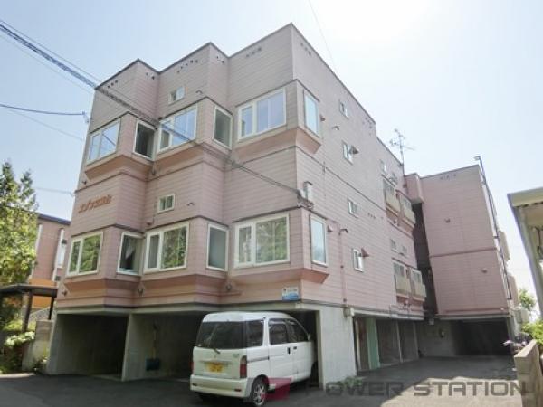アパート・メゾン文京台