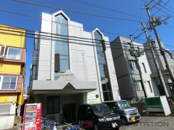 江別市文京台東町0賃貸マンション外観写真