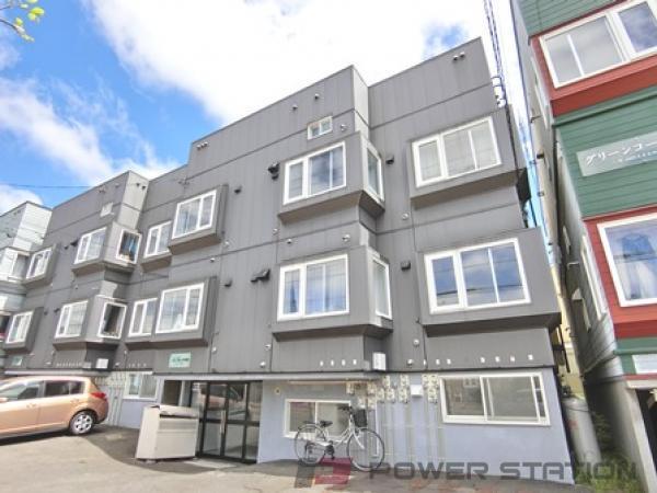 アパート・ラフォーレ弐番館