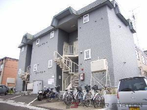 アパート・クレスト文京台