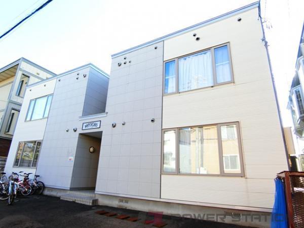 アパート・プレシャス文京台