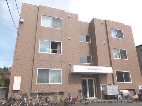 江別市文京台0賃貸マンション外観写真