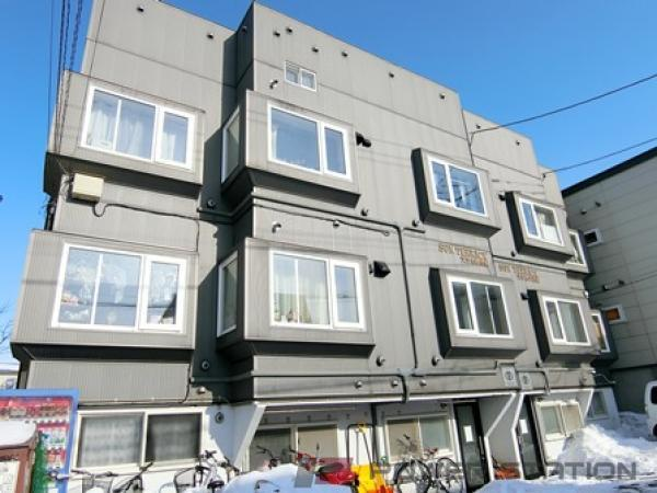 江別市文京台1賃貸アパート