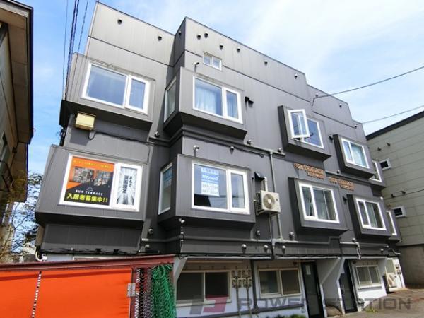 アパート・サンテラス文京台弐番館