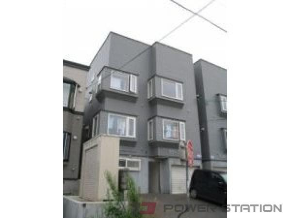 江別市文京台1賃貸アパート外観写真