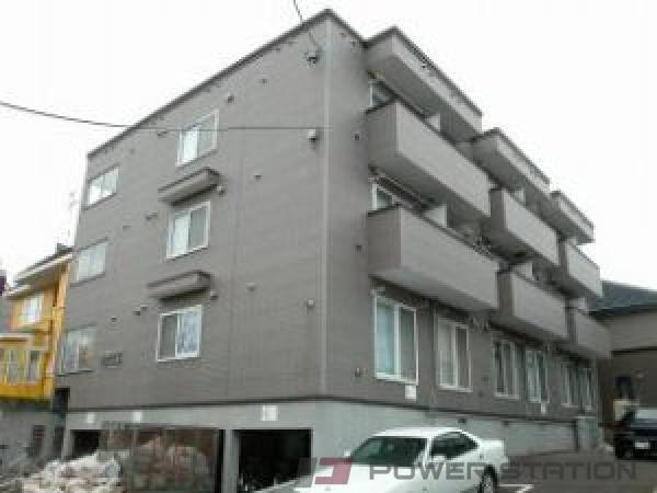 江別市文京台1賃貸マンション