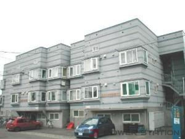 江別市文京台南町1賃貸アパート外観写真
