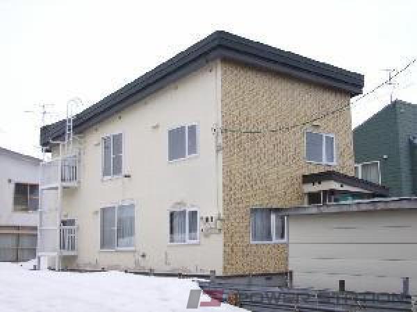 江別市あけぼの町0賃貸アパート外観写真