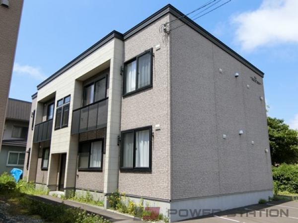 アパート・グロースハウスKI