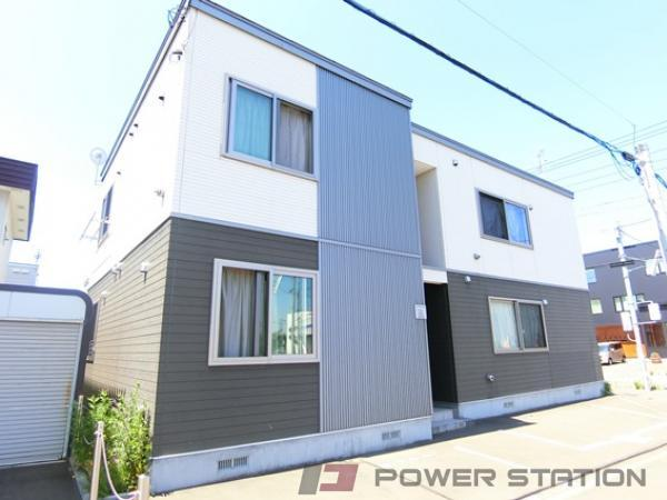 江別市東野幌町0賃貸アパート