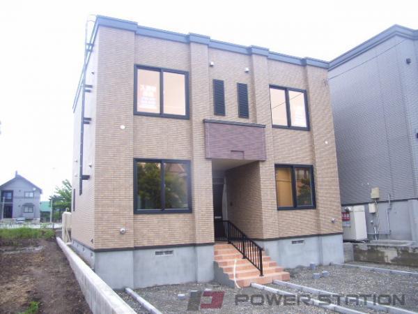 江別市緑ヶ丘1テラスハウス