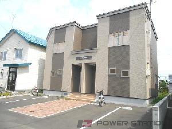 江別市テラスハウス
