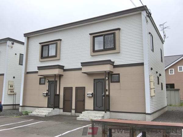 江別市東光町0テラスハウス