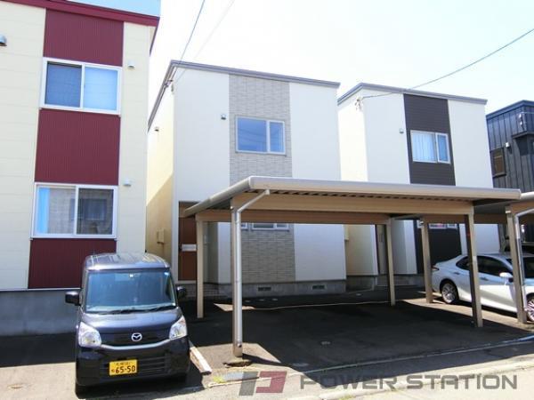 江別市野幌若葉町1一戸建貸家