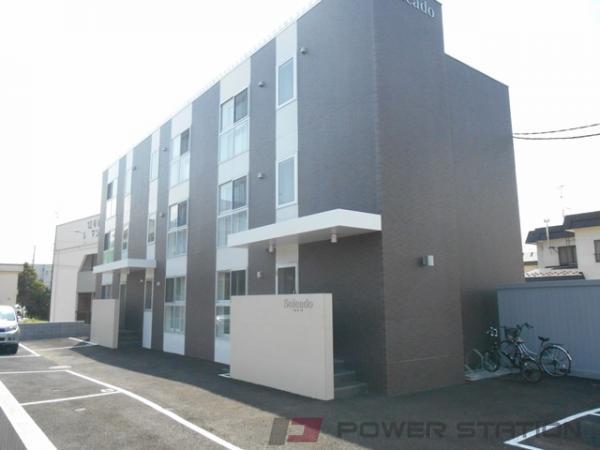 江別市野幌末広町0賃貸マンション外観写真