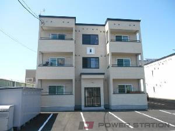 江別市東光町0賃貸アパート