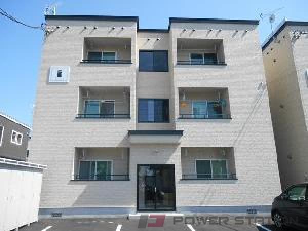江別市東光町1賃貸アパート