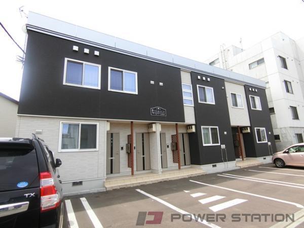 江別市東野幌本町0賃貸アパート