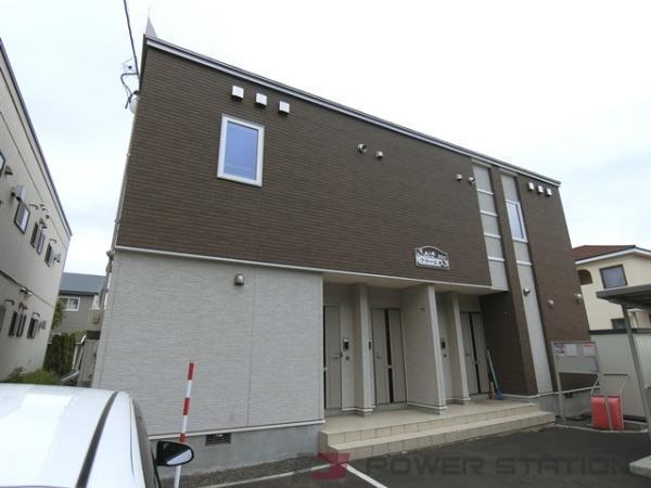 江別市一番町1賃貸アパート