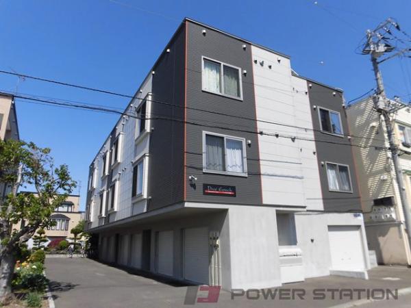 ドライエポック東野幌:江別市東野幌町