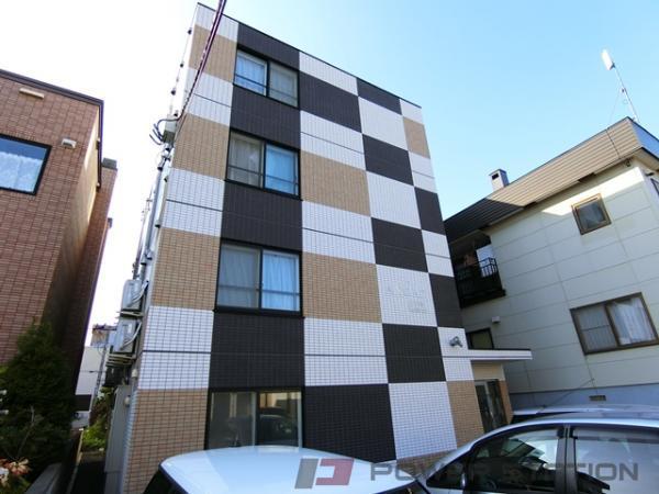 江別市野幌町0賃貸マンション外観写真