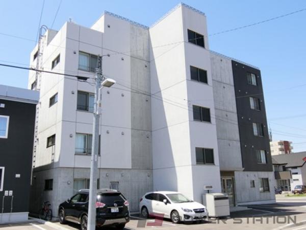 江別市東野幌本町1賃貸マンション