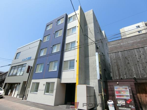 江別市野幌町1賃貸マンション