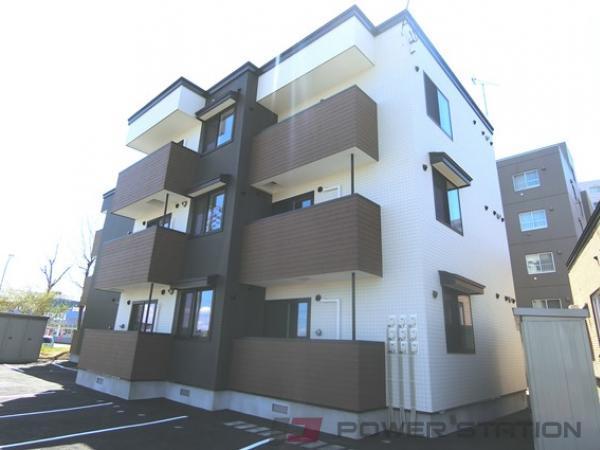 江別市上江別0賃貸アパート