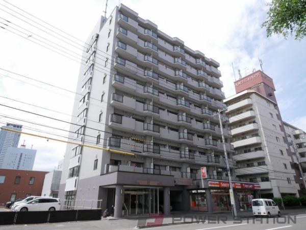 分譲リースマンション・ラ・パルフェ・ド札幌