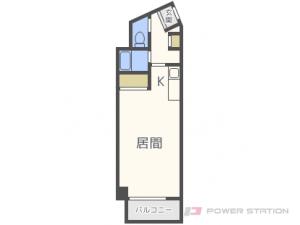 札幌市東区北7条東3丁目0賃貸マンション間取図面