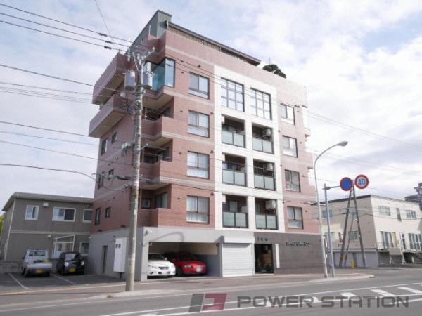 札幌市東区北22条東1丁目0賃貸マンション外観写真