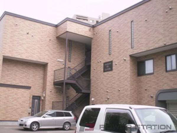 札幌市東区北7条東8丁目0賃貸アパート外観写真