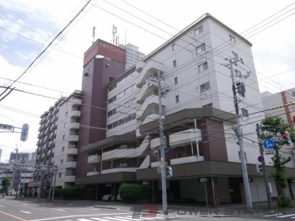 札幌1K分譲リースマンション外観